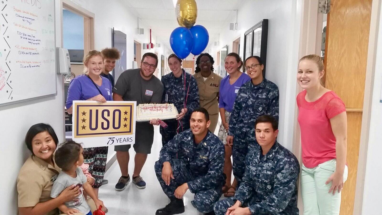 Operation Birthday Cake Naval Base Guam Branch Medical Clinic